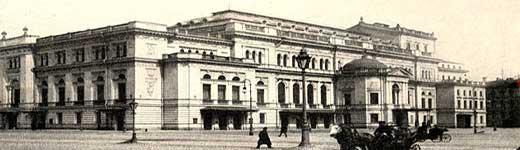 Conservatorio St Petersburgo