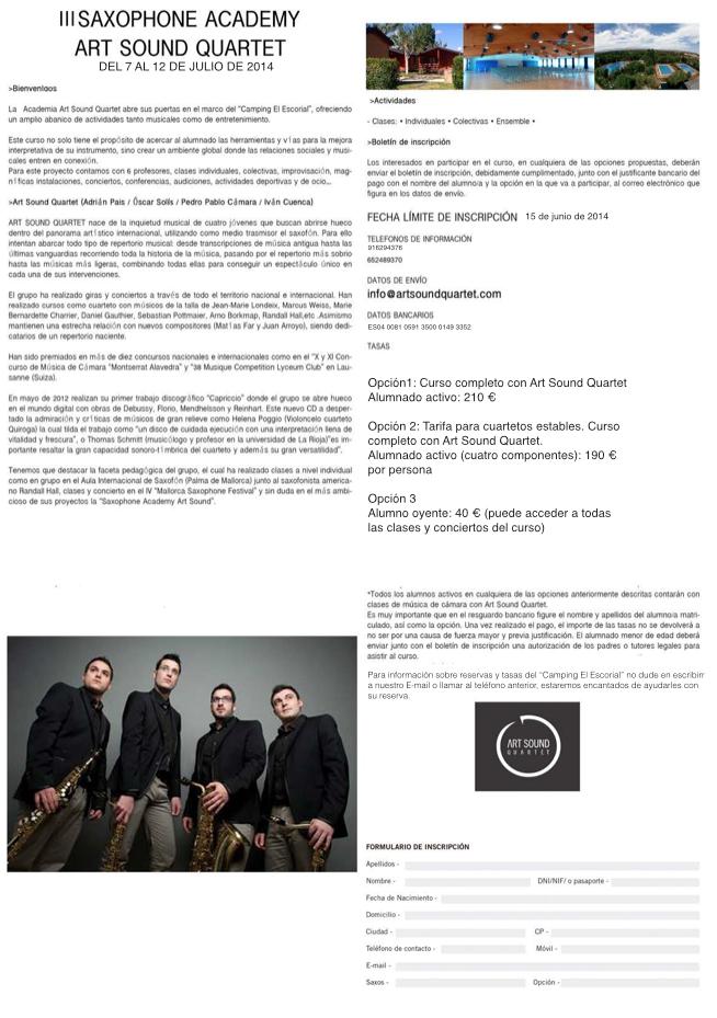 art sound quartet maxi2