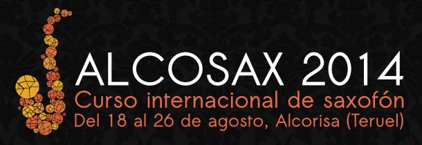 Alcosax 2014