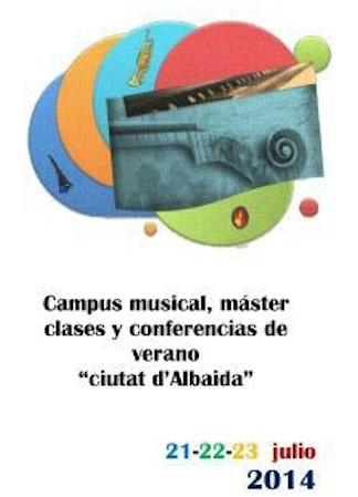 Campus Musical Ciudad de albaida