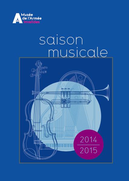 Saison Musicale - LOrchestre dharmonie de la Garde Republicaine Paris FRANCE