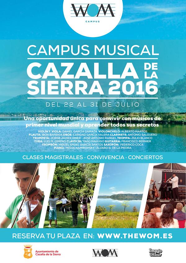 CampusMusicalWOMCazalla2016 Cartel