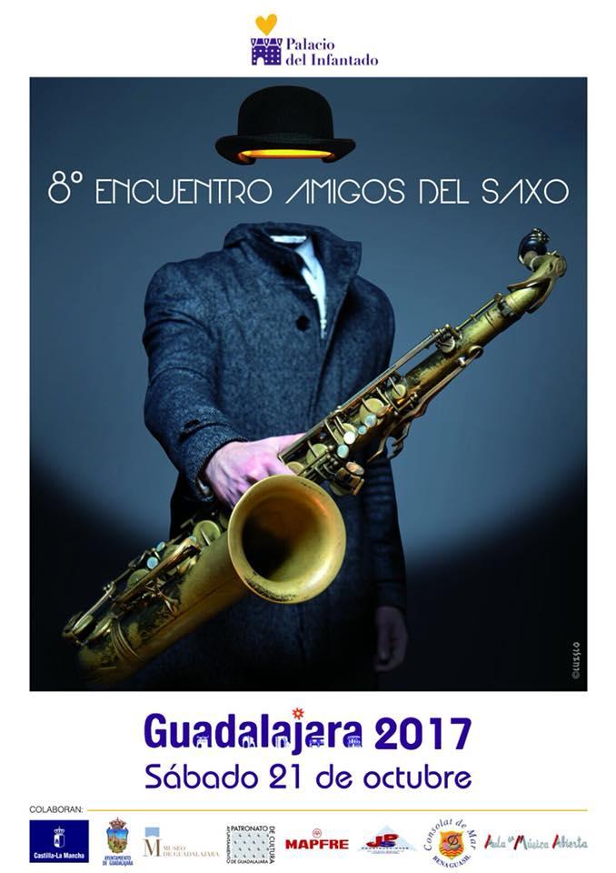 8 ENCUENTRO AMIGOS DEL SAXO GUADALAJARA 2017 21 OCTUBRE 2017