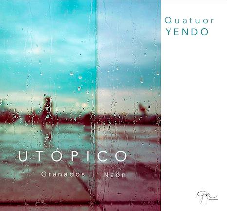 Cuarteto Utopico cover