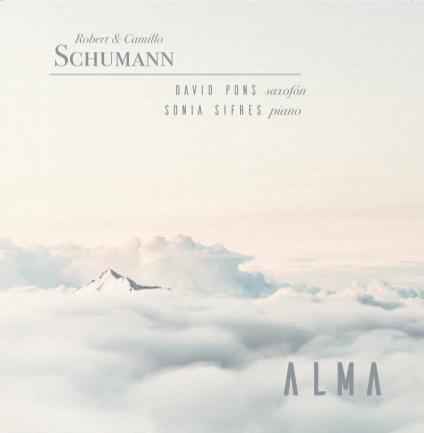 David Pons Alma Cover