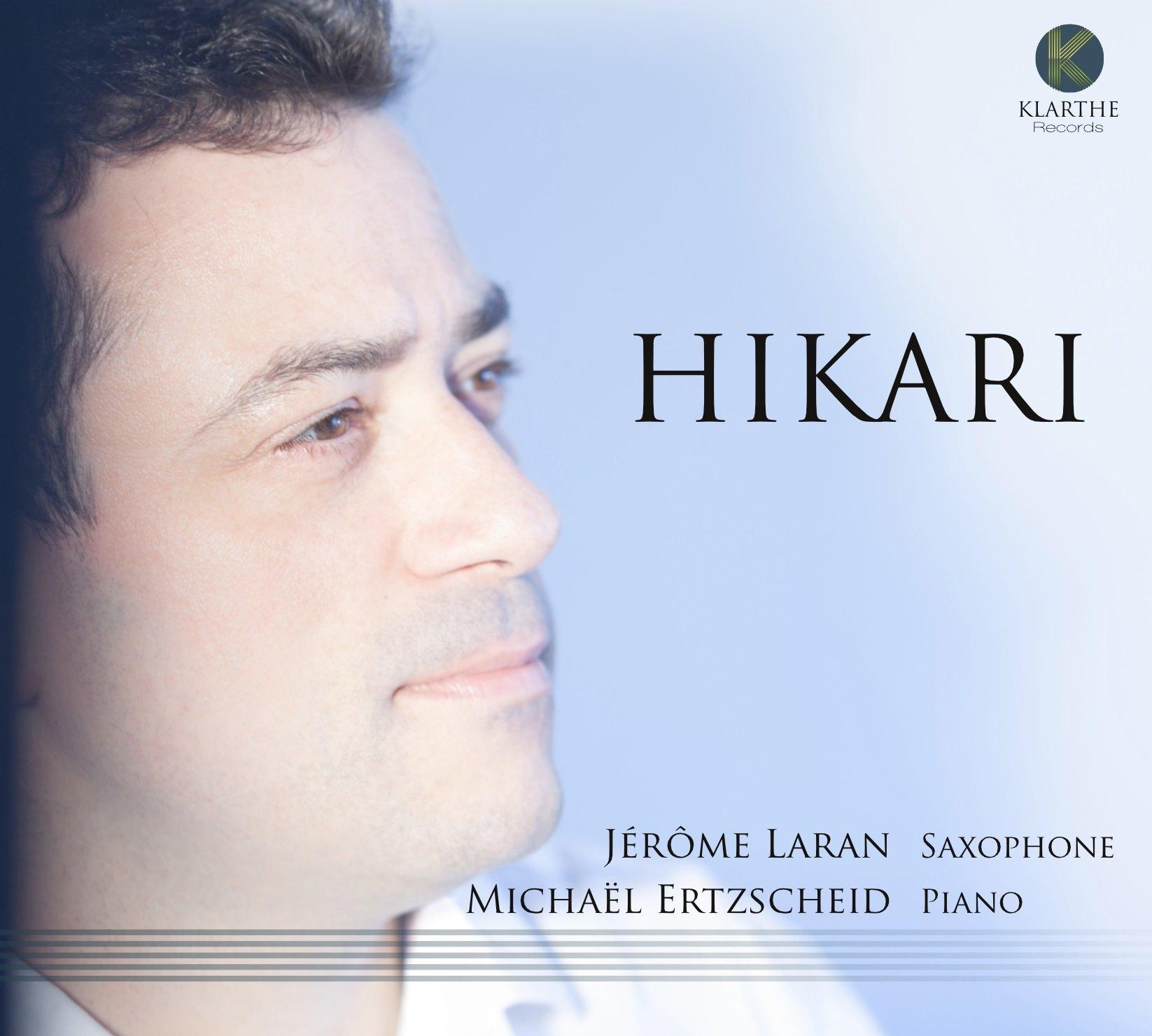 Jerome Laran HIKARI cover