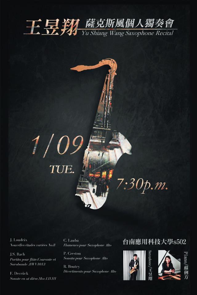 Adolphesax.com COncierto Yu Shiang Wang