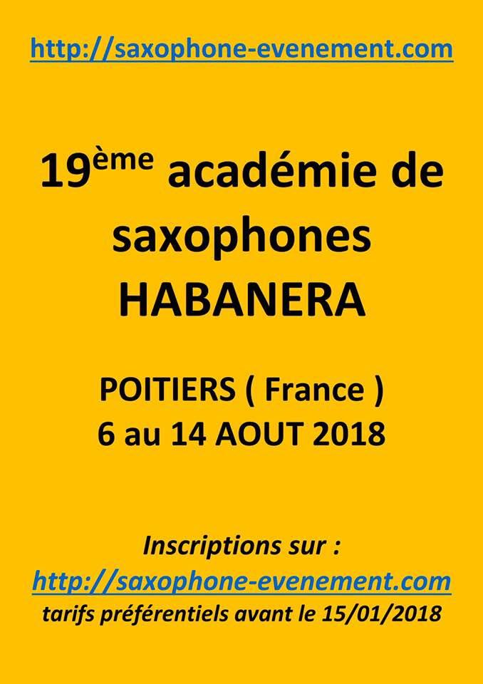 Adolphesax.com Habanera Stage 2018