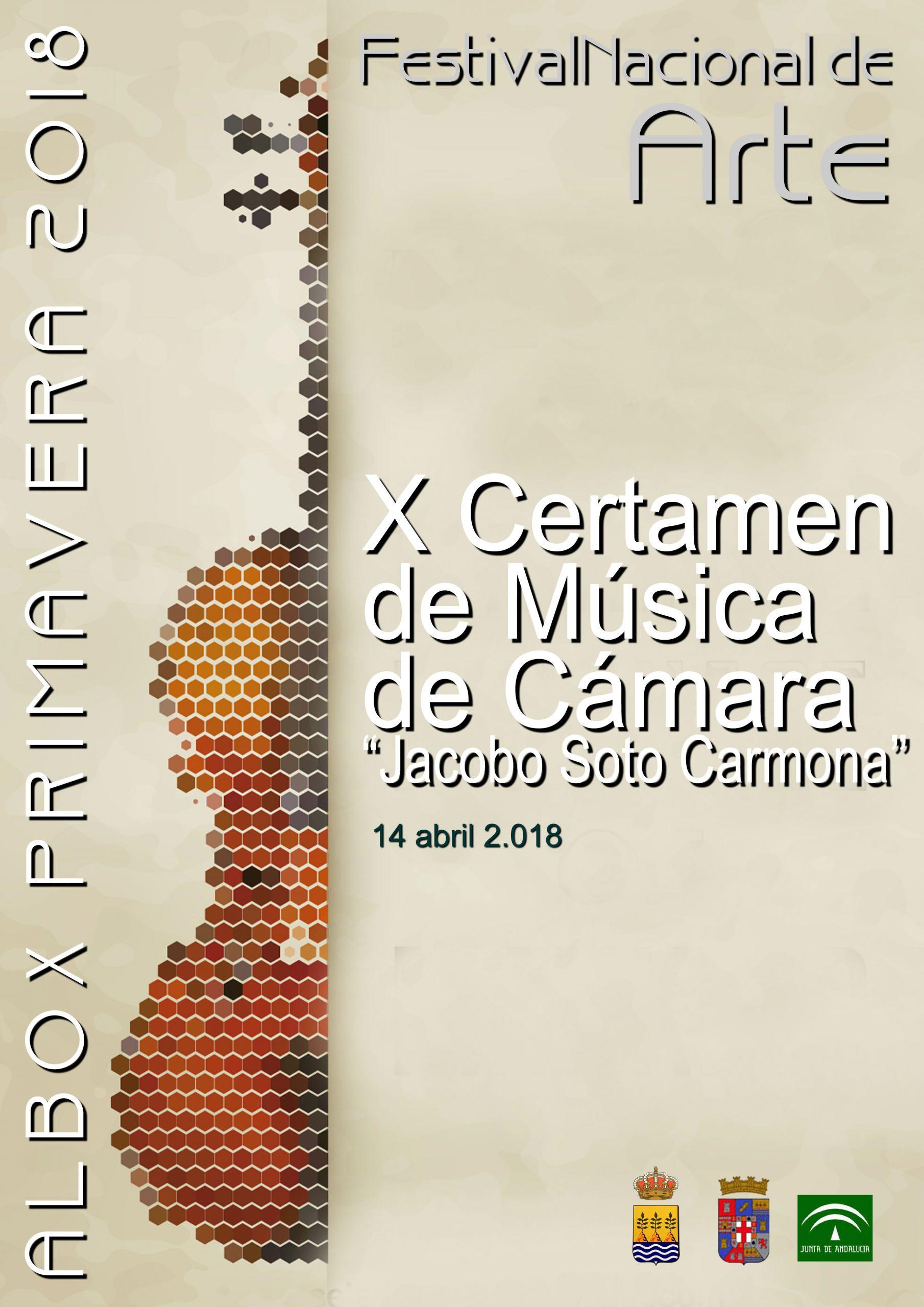 Adolphesax.com Certamen Musica de Camara Albos 2018