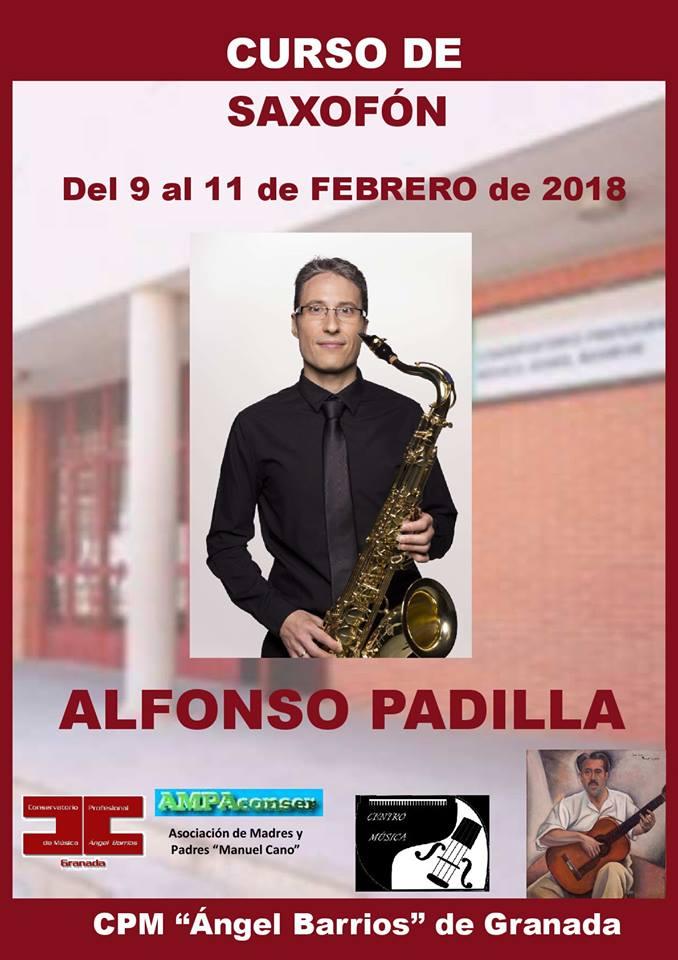 Adolphesax.com Curso Saxofon Alfonso Padilla 1