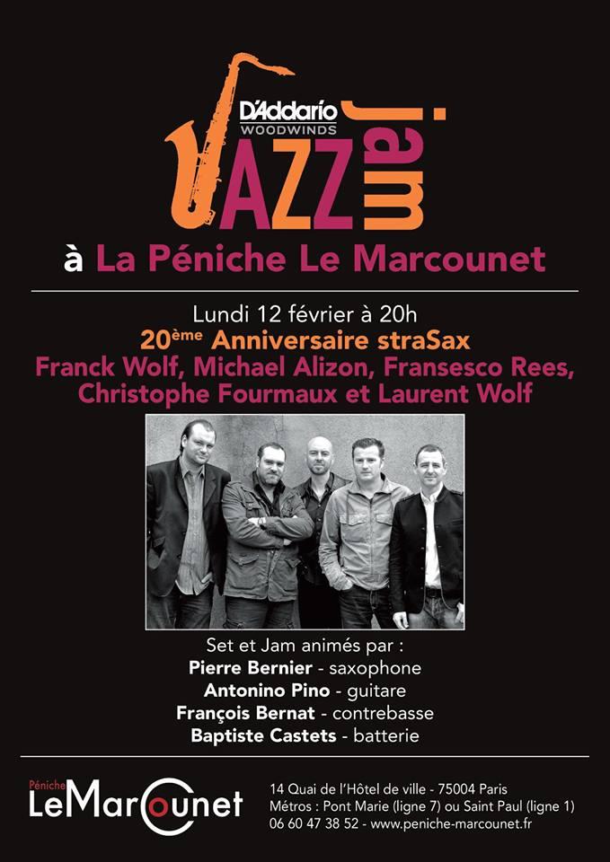 Adolphesax.com Daddario Jazzsession
