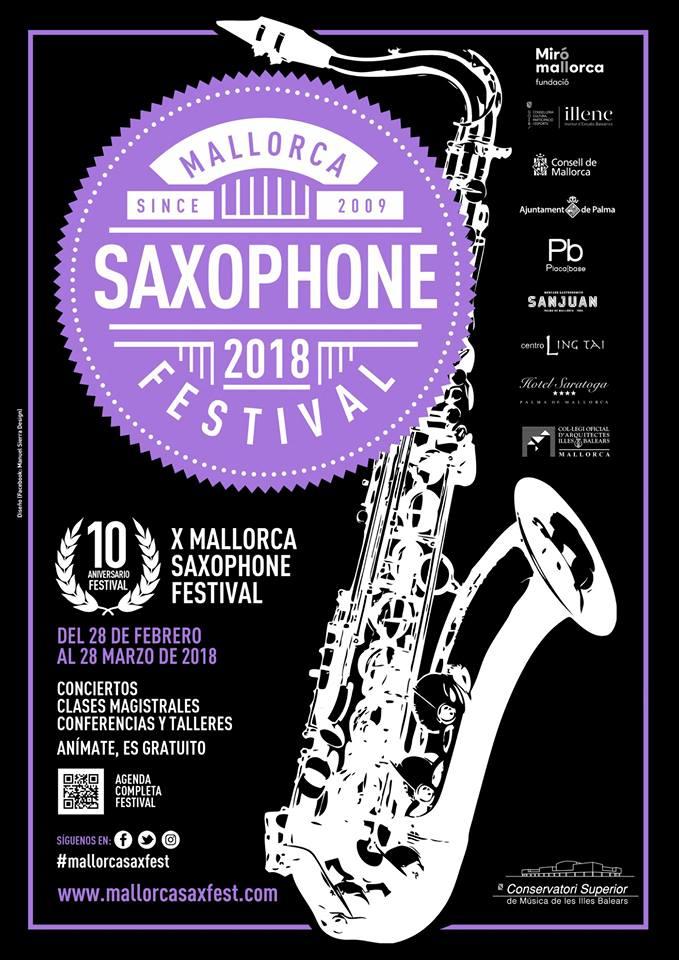 Adolphesax.com Mallorca Saxfest 2018