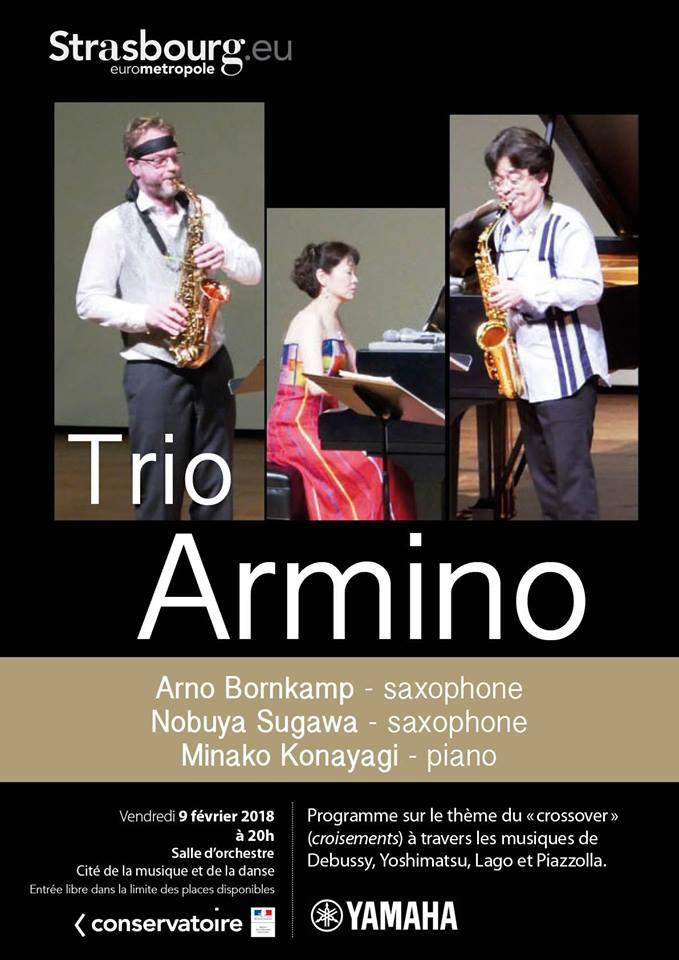 Adolphesax.com TRio Armino 2018