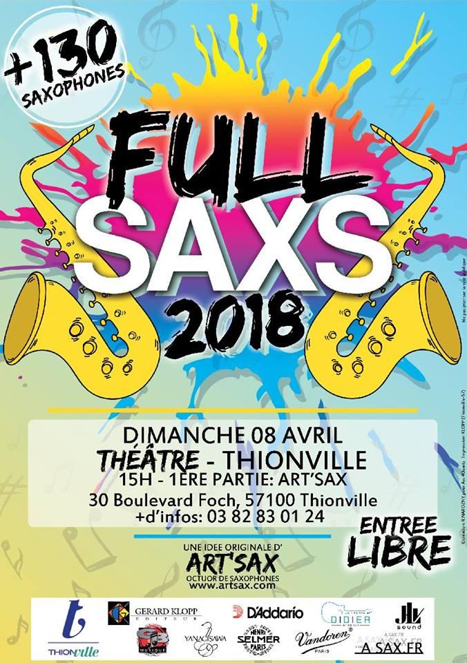 Adolphesax.com Full Sax 2018