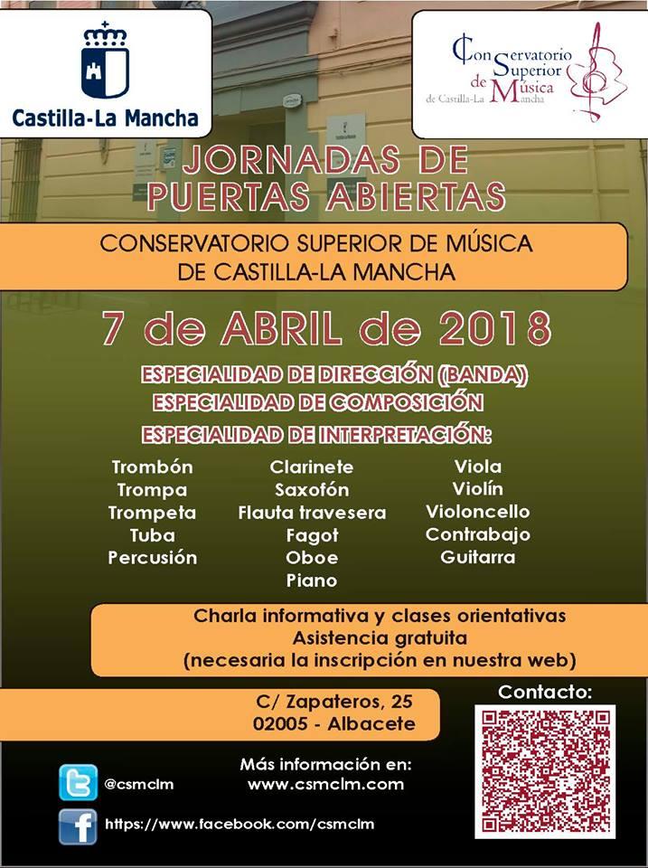 Adolphesax.com JOrnada Puertas Abiertas CSMCLM1