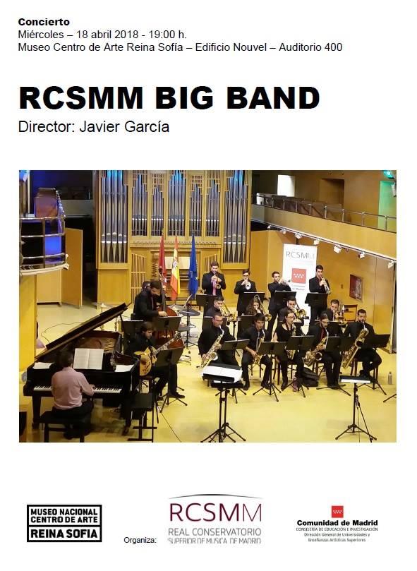 AdolpheSax.com Cocnierto Big Band RCSMM 2018