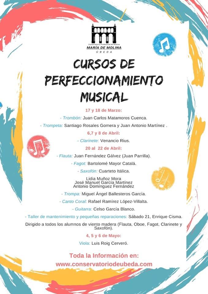 Adolphesax.com Curso perfeccionamiento musical ubeda 2018