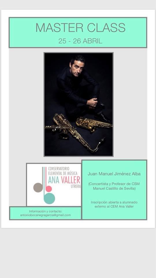 Adolphesax.com Encuetros Interpretativos musicals linares