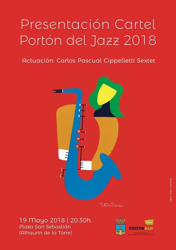 Adolphesax.com Cartel Porton Jazz 2018