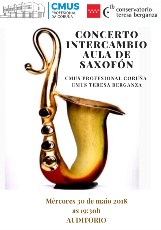 Adolphesax.com Intercambio Aulas de Saxofon Coruna MAdrid