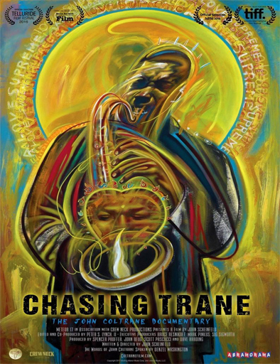 Chasing Trane The John Coltrane Documentary posterusapsd