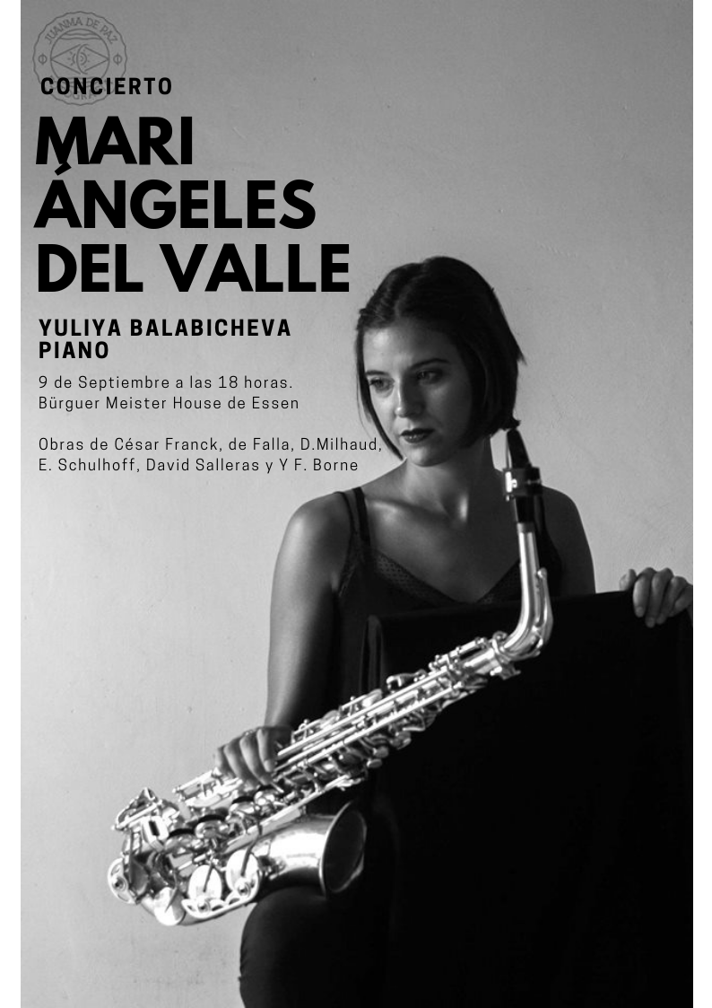 Adolphesax.com MAriangeles del Valle 2018