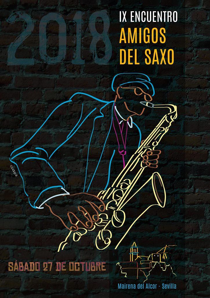 Adolphesax.com Encuentro Amigos del Saxo 2018