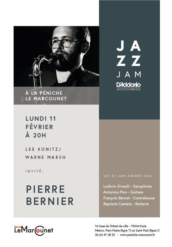 Adolphesax.com Daddario Jazz Jam Febrero 2019