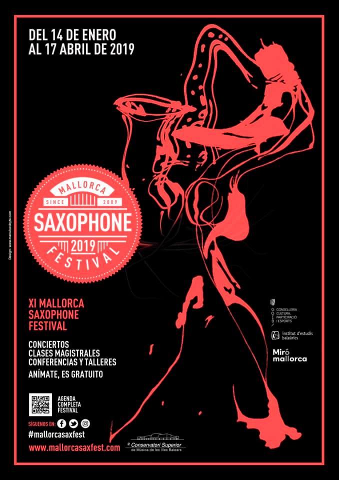 Adolphesax.com Mallorca SAxophone Festival 2019