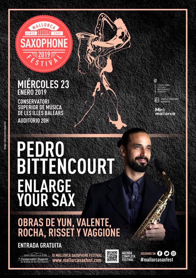 Adolphesax.com PEdro Bittencours Mallorca Enero 2019