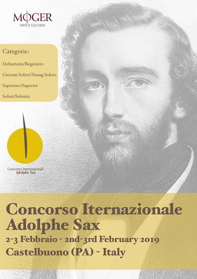 February 2019 Concorso Internationale