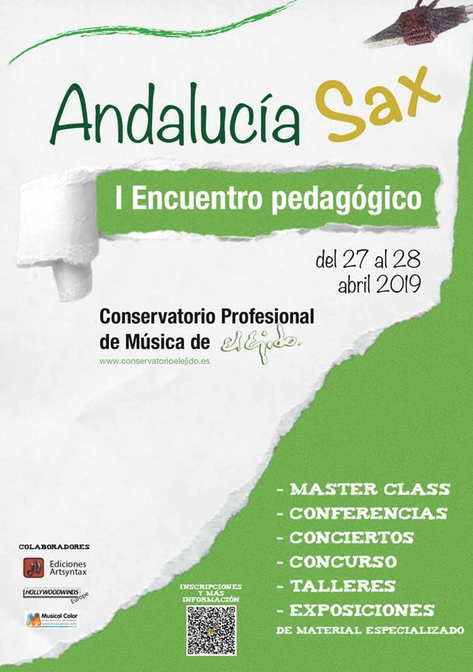 Adolphesax.com Abril 2019 Andalucia Sax