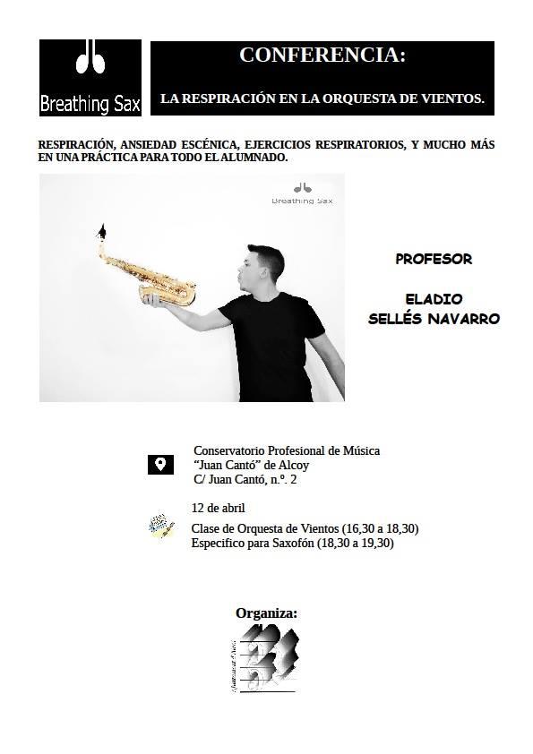 Adolphesax.com Abril 2019 Eladio Selles