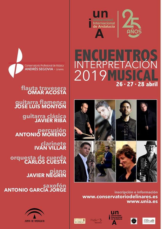 Adolphesax.com Abril 2019 Encuentros Antonio Garcia Jorge