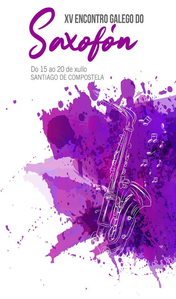 Adolphesax.com Julio 2019 Encontro Galego