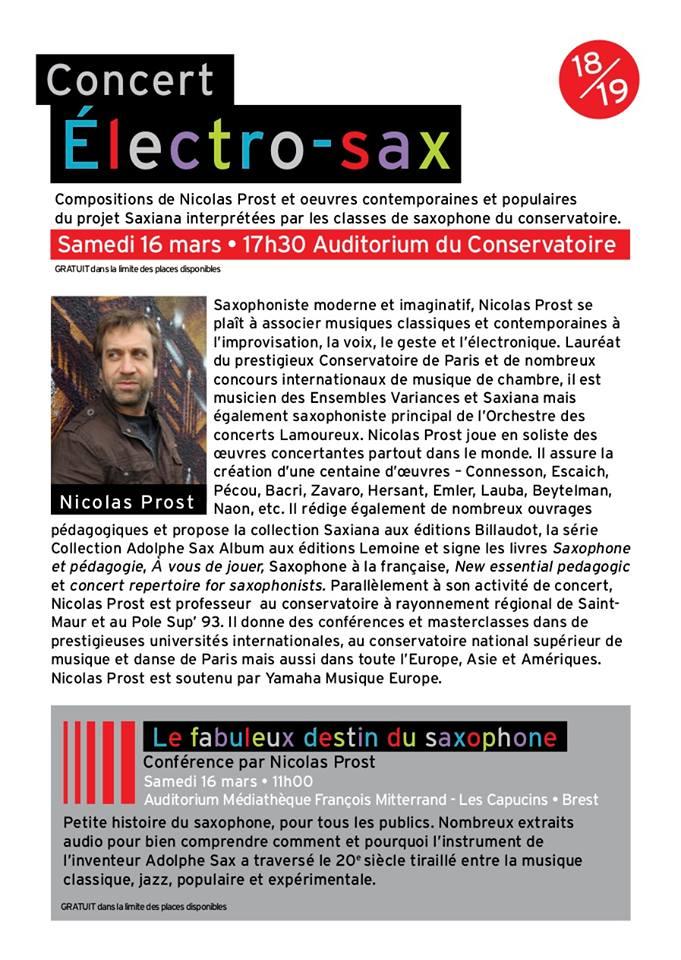 Adolphesax.com Marzo 2019 Electrosax 2