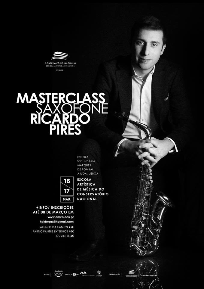 Adolphesax.com Marzo 2019 Ricardo pires