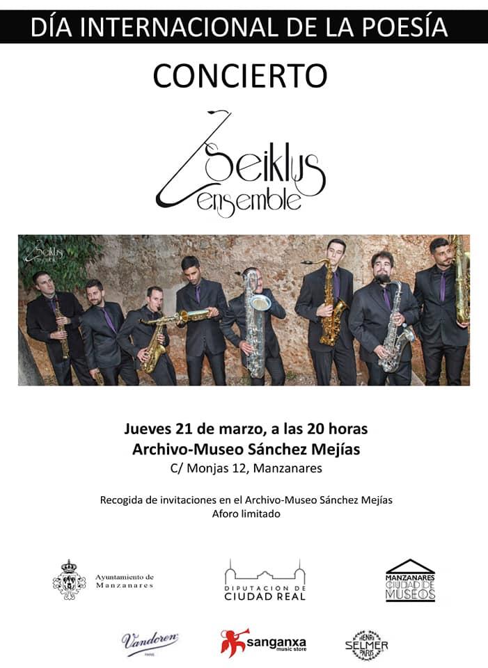 Adolphesax.com Marzo 2019 Seiklus Ensemble