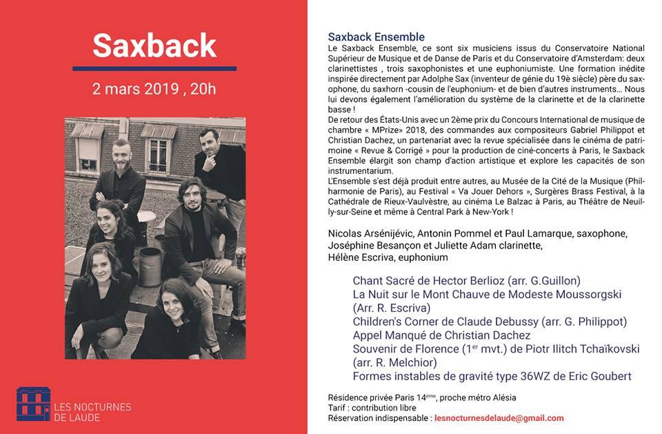 Adolphesax.com Marzo 2019 saxback 2