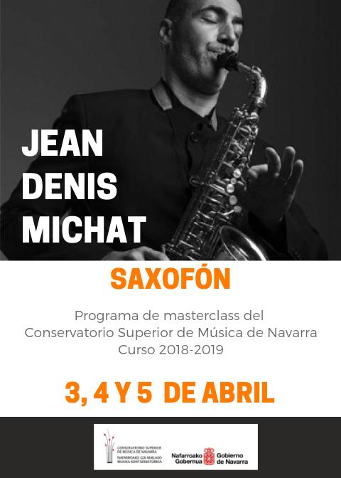 Saxofon. Michat 1