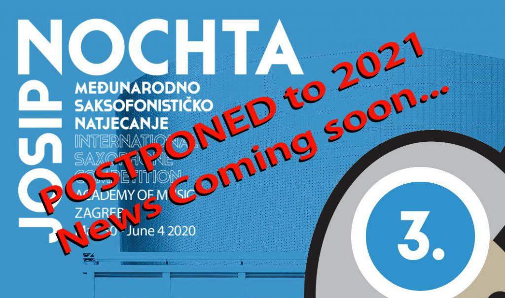 nochta postponed