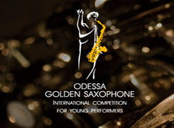 ODESSA GOLDEN SAXOPHONE COMPETITION