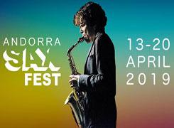 5th ANDORRA SAXFEST 2019