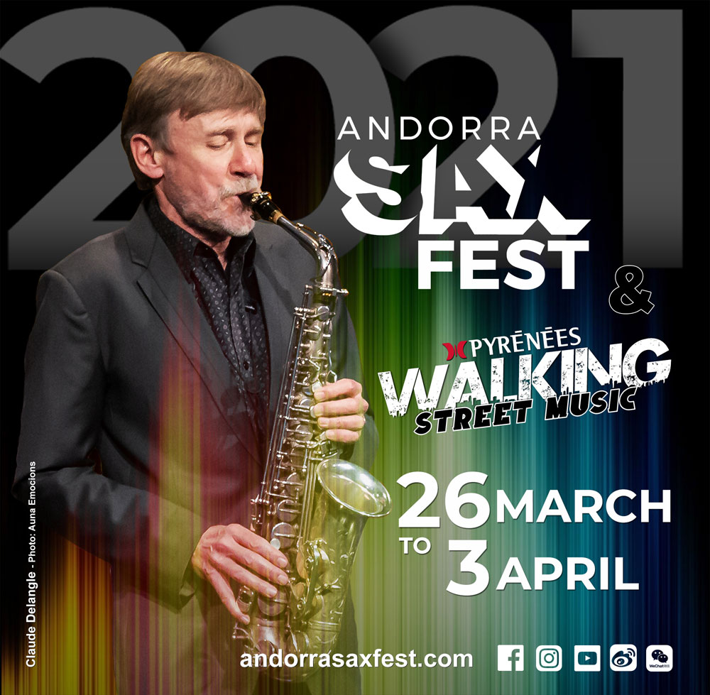 Andorra Saxfest 2021 Sax Competition