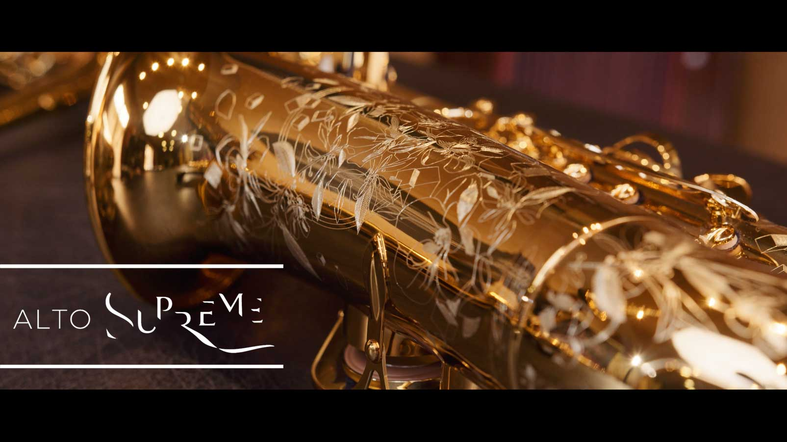 Saxofón SELMER PARIS «SUPREME»: Caracteristicas, construcción, sonoridad y diseño (ESPAÑOL)