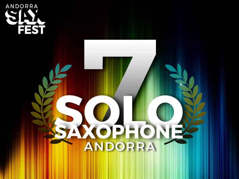 VII Andorra Solo Competition 2021