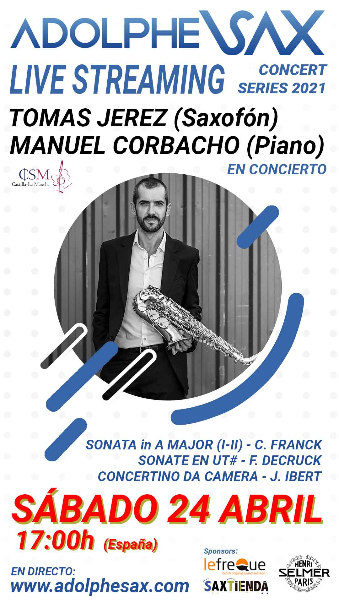 Tomas Jerez Concert