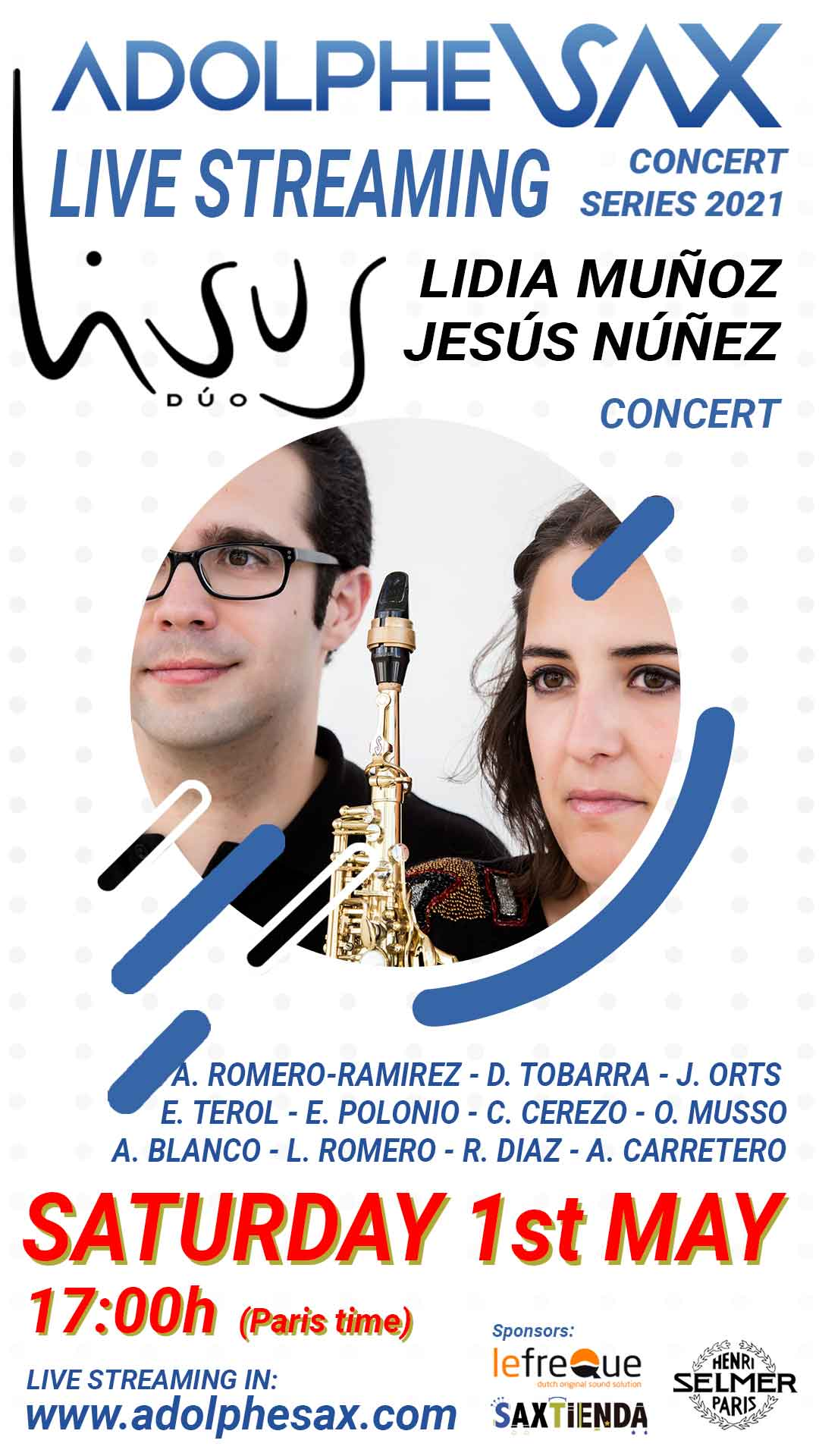 Duo Lisus Concert