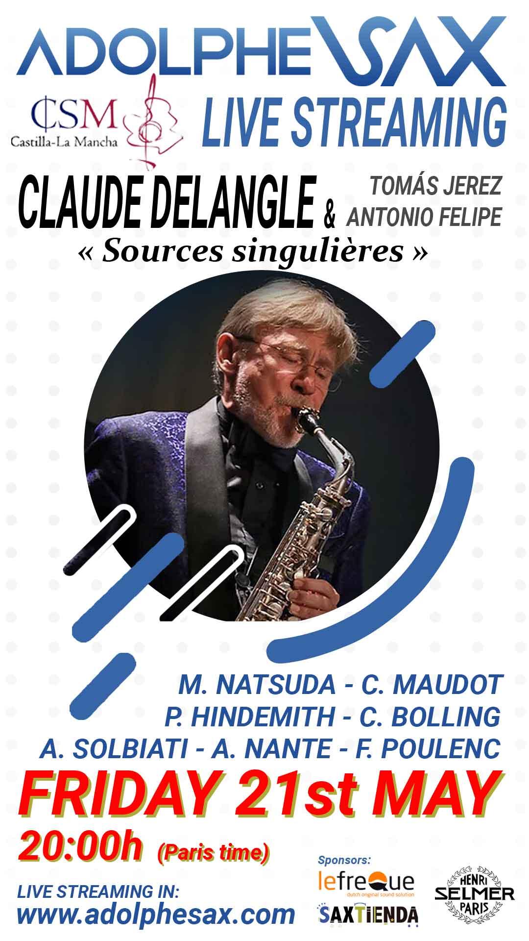 Claude Delangle